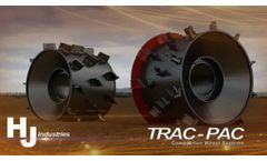 HJ Trac-Pac Compaction Wheel Systems - Video