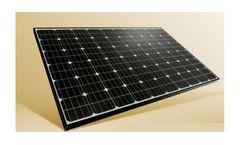 Mitsubishi Electric - Model PV-MLT265HC, PV-MLT260HC, PV-MLT255HC - Photovoltaic Modules