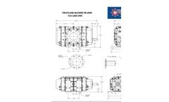 Model FB 2000 - Vacuum Blowers Brochure