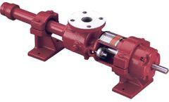 Roper - Model 70300-70600 - Progressive Cavity Pumps
