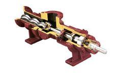 Roper - Model 70400 and 70J00 - Progressive Cavity Pumps