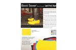 Disposable Shoe Brochure