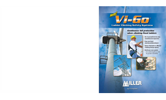 Miller Vi-Go - Ladder Climbing Safety Systems - Brochure