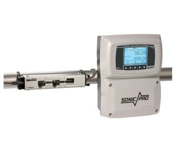Blue-White Sonic-Pro - Model S3C1JA - Hybrid Ultrasonic Flowmeters