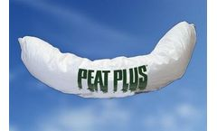 Peat Plus - Model PPS 24-36 - Absorbent Sock