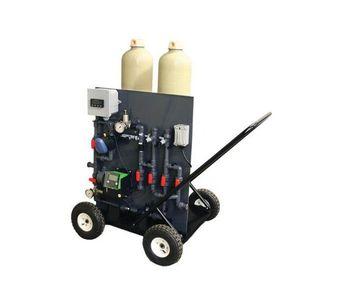 CLO2IX - Model PRG Series - Portable Chlorine Dioxide System