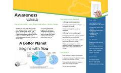 Energy Awareness Training - Brochure