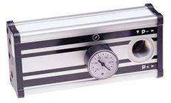 Model M/58102/120 - Multistage Vacuum Pumps