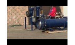 Zook Rupture Disc Test Air Video