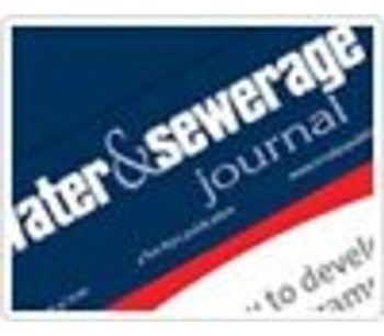 Water and Sewerage Journal