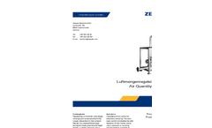 Air Quantity Unit (AQU) - Brochure