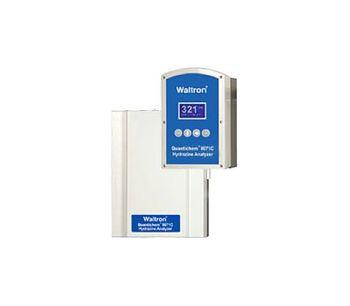 Waltron Quantichem - Model 9071C Services - Hydrazine Analyzer