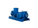CP-Pumpen - Model ET - Ceramic Lined Double Mechanical Seal Chemical Process Pump