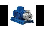 CP-Pumpen - Model MKP-ANSI - Magnetic Drive Chemical Process Pump