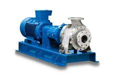 CP-Pumpen - Model ZMP - Stainless Steel Mechanical Seal Chemical Process Grinder Pump