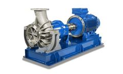 CP-Pumpen - Model MKP - Stainless Steel Magnetic Drive Chemical Process Pump