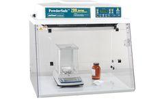 PowderSafe - Model Type A - Enclosure