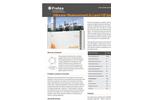 Measurement solution for siloxane measurement in land-fill gas via FTIR - Application Datasheet