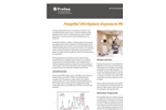 Measurement Solution for Hospital Workplace Exposure Monitoring - Application Datasheet