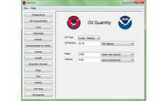 NOAA - Version NUCOS - Unit Converter Software for Spill Responders