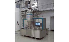 Pergande - Lab-Scale Fluid Bed Granulator