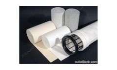 Polyester Anti-Static Needle Felt Filter Cloth