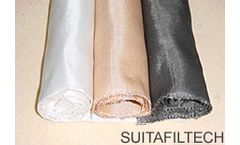 E-Fiber Glass Woven Filter Fabric and Filter Bag