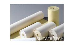 Dust Collector Systems Fiberglass Needle Felt