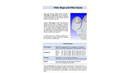 Voigt - Filter Bags, Filter Sacks Brochure