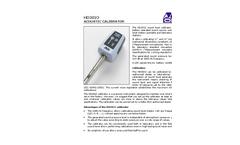 Acoustic calibrator HD2022