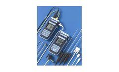 Delta - Model HD 2178.1 - HD 2178.2 - Portable Temperature Thermometer