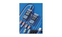 Model HD 2114.0 -.2 - 2134.0 -.2 / HD 2164.0 -.2 - 2114B - Portable Pressure Thermometer