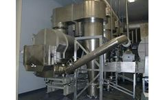Dryers, coolers, air filtration  systems for food and dairy industry