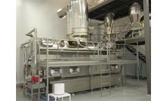 Dryers, coolers, air filtration  systems for nutraceutical and life science industry