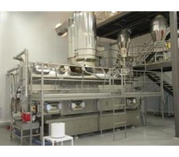 Dryers, coolers, air filtration  systems for nutraceutical and life science industry - Health Care