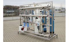 DEWA - Model ELRO - Pure Water Generation Plant