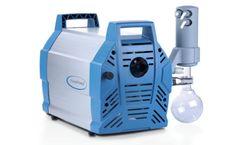 Vacuubrand - Model MV 10C NT +EK - Four-Stage Chemistry Vacuum Diaphragm Pump
