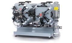 Vacuubrand - Model MV 10C EX +AK+EK - ATEX Chemistry Vacuum Diaphragm Pump