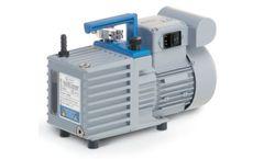 Vacuubrand - Model RE 2.5 - Rotary Vane Pump