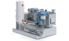 Vacuubrand - Model PC 8 / RC 6 - Chemistry Pumping Unit