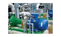 Dickow Pumpen - Model NMR - Sealless Magnetic Coupled Centrifugal Pumps