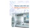 Model DLOG Series - Ethylene Oxide Sterilizers