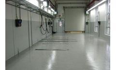 LW - Model Terrazzo - Hygienic Industrial Floor