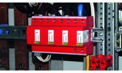 DEHN - Model DEHNventil - Modular Combined Lightning Current and Surge Arresters