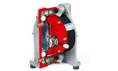 Dellmeco - Metal Air Operated Diaphragm Pumps (AODD)