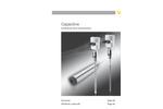 Capacitive  VEGACAL 62- Brochure