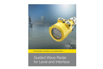 Guided Wave Radar for Level and Interface Brochure
