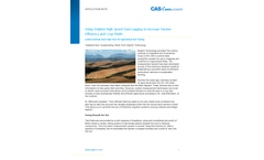Using Delphin High Speed Data Logging to Increase Farmer Efficiency and Crop Yields - Applications Note