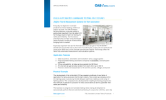 Fully Automated Luminaire Testing Procedures - Application Note