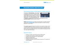 Measuring Bearing Vibration Levels - Application Note